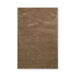 Premium Hand Tufted Luxury Carpet with 100% Cotton Back (180 Cmx120 Cm ) - Beige Colour