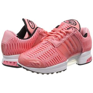 'Adidas Original Womens Climacool Trainers In Ray Pink Colour Size 3.5