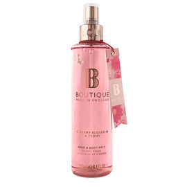 Boutique: Cherry Blossom & Peony Body Mist - 250ml