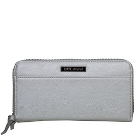Bulaggi Collection - Joan - Full Zip Purse (19x20x02 cm) - Silver
