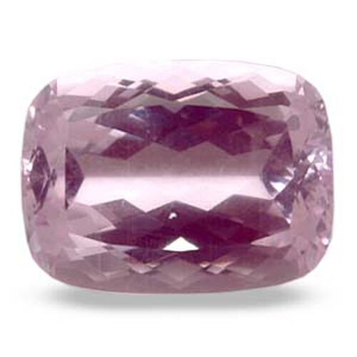 Kunzite (Cushion 14x11 Faceted 3A) 12.550 Cts