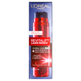 LOreal: Revitalift Laser Renew Day Cream SPF25 - 50ml