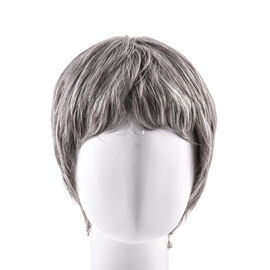 Easy Wear Wigs: Nagaro - Dark Grey