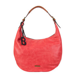 Bulaggi Collection Bowie Hobo Bag in Peach