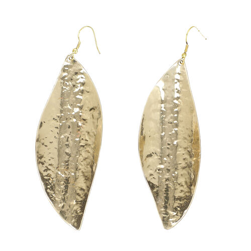 Patina Hook Earrings