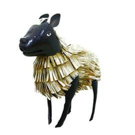 Lamb Garden Ornament