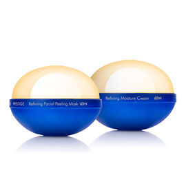 Premier: Anti-Aging and Firming Refining Peeling Mask and Cream Duo (with GIFT BOX) - 60ml each
