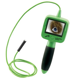 Lizard Cam - Flexible Micro-Inspection Camera in Green and Black