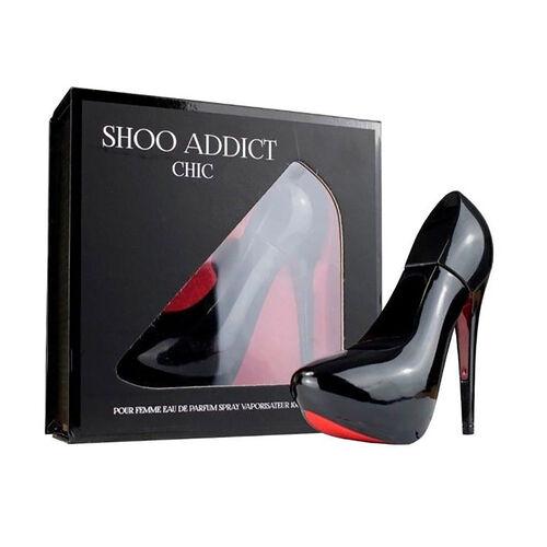 Sexxy Shoo: Shoo Addict Chic Eau De Parfum (Black) - 100ml