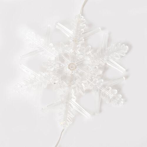LED Colour Changing Winter Starburst Decoration