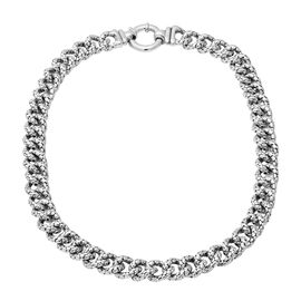 Chain Necklace in Sterling Silver 59 Grams 20 Inch
