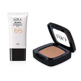Lola: BB Cream - 30ml and cream Concealer - 03