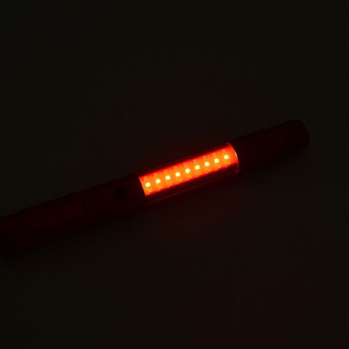 Red Multi-Functional LED Flexi - Torch and Emergency light