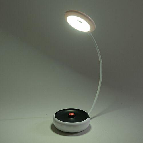 Foldable Table Lamp (Size 11x5x49 Cm) Black Colour