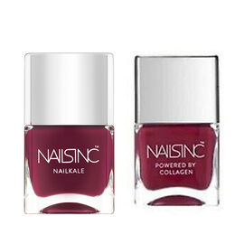Nails Inc: Holland Walk - 14ml & Noble Street - 14ml