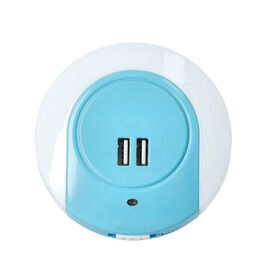 Auto Sensor LED Night Light - Blue