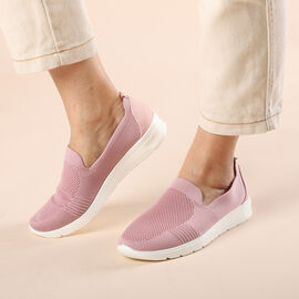 DOD- LA MAREY Flexible and Comfortable Women Shoes in Pink