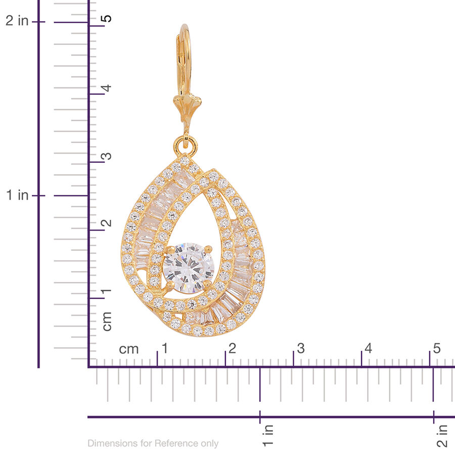 Signature Collection-ELANZA AAA Simulated Diamond (Rnd ...