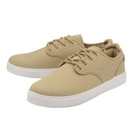 Gola Panama Lace Wide Fit Trainer in Taupe and White Colour