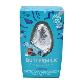 Buttermilk Dairy Free Gluten Free Salted Caramel Crunch Egg 1 x165g