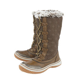 Lotus Gillian Mid-Calf Ladies Boots - Tan
