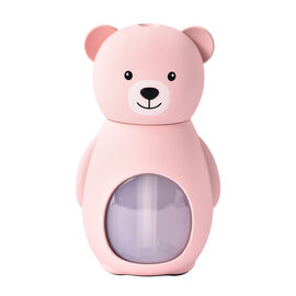 Damo Bear Humidifier in Pink