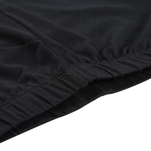 Super Find - Aura Boutique Super Soft Leggings (Size L, 18-20) - Black
