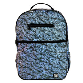 FUL Accra Icarus Laptop Backpack (Size 43x29x12 cm) - Blue