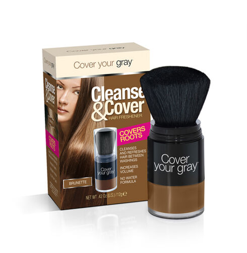 (Option 3) CYG: Cleanse & Cover Hair Freshener - Brunette