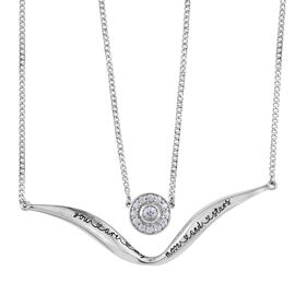 Kimberley A Wish From Me Collection Natural Cambodian Zircon (Rnd) Necklace (Size 18) and Pendant in Platinum Overlay Sterling Silver, Silver Wt. 15.00 Gms.