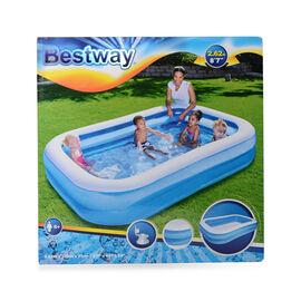 Family Pool 269cm x 175cm x 51cm