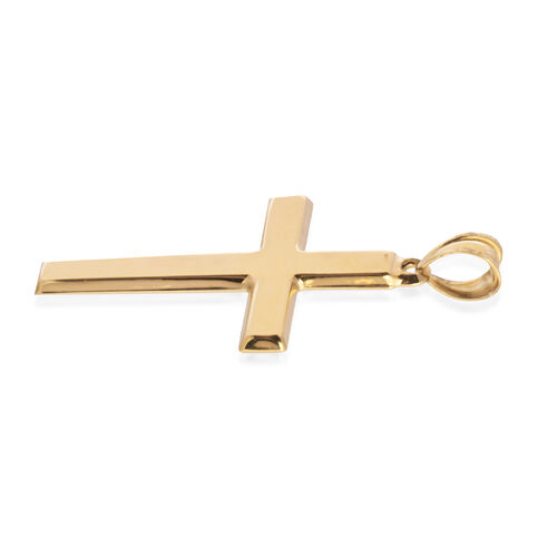 Limited Edition- Designer Inspired- 9K Yellow Gold Pendant Gold Wt 1.01 grams
