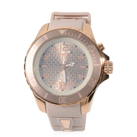 KYBOE Power Collection- Rose Gold Sand - 48MM LED Watch