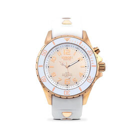 KYBOE Reflector Collection Rose Gold - 40MM LED Watch - 100M Water Resistance
