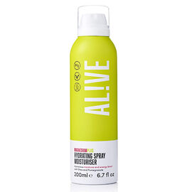 ALIVE: Magnesium Plus Hydrating Body Spray Moisturiser (Enriched with Shea & Pomegranate) - 200ml