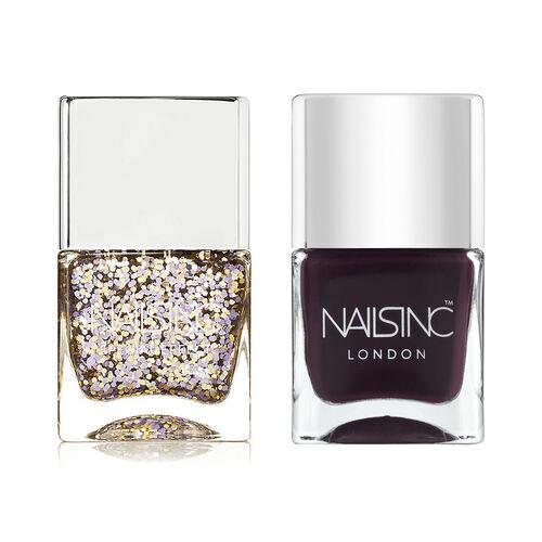 Nails Inc: Sloane Mews - 14ml & Exhibition Road - 14ml