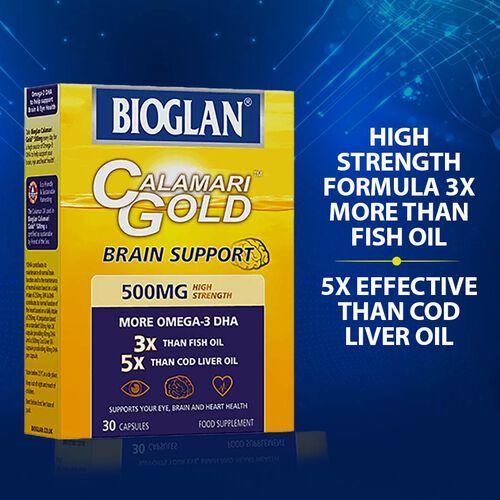 Bioglan: Calamari Gold 500mg