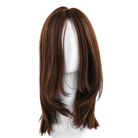 Easy Wear Wigs: Serena - Chestnut