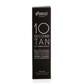 BPerfect: 10 Second Self Tanning Mousse - Medium Coconut (With Free Mitt)