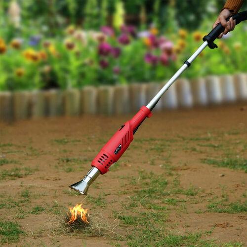 Homesmart - Weed Burner (94x7.5x7.5cm) - Red