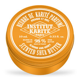 Institut Karite Paris: 100% Pure Shea Butter Almond & Honey Fragrance Free - 10ml