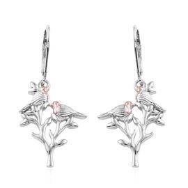 Sterling Silver Lever Back Earrings Silver Wt. 5.39 Gms