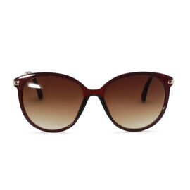 Designer Inspired Sunglasses for Women - Golden
