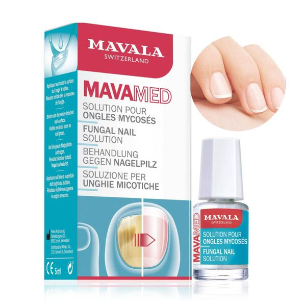 Well Balanced Concentrate Mavamed Nail Fungal Treatment 5ml