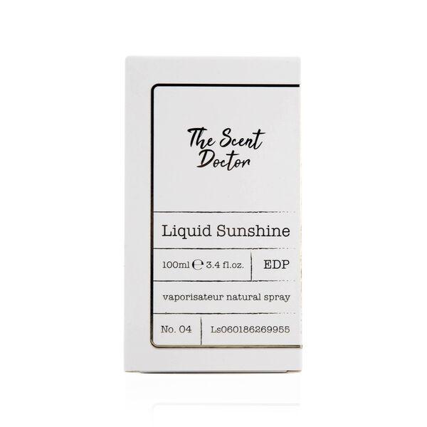 The Scent Doctor: Liquid Sunshine Eau De Parfum - 100ml