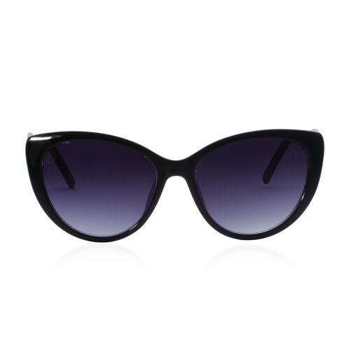 Designer Inspired Sunglasses - Purple