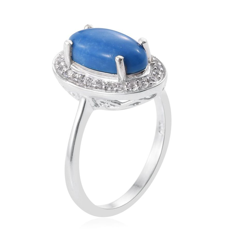 Ceruleite Ring