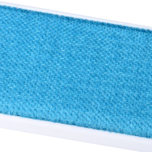 Reusable Extra-Large Pet Fur and Lint Remover with Self-Cleaning Base PLUS additional Travel Set