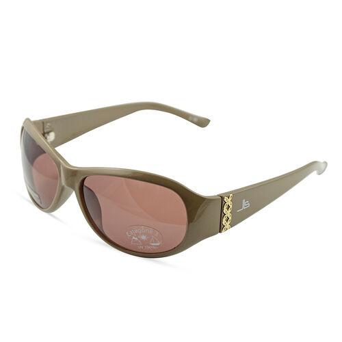 Jean Louis Scherrer Sunglasses- Brown