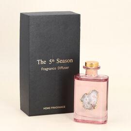 The 5th Season Tresor in Love Fragrance Diffuser Crystal Hole Agate High Bottle 180 ML - Pink